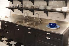 kök rostfri bänkskiva   Rostfria diskbänkar - Se mer på vår hemsida