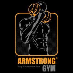Gym and Fitness Logo design : Who says gym logos should be boring and bland. Fitness Logo, Fitness Design, Gym Design, Gym Fitness, Logos Gym, Gym Logo, Fitness Studio Training, Cardio Training, Sport Motivation