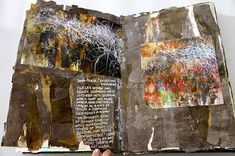IB Investigation Workbook by Imogen Reeves. From: http://www.studentartguide.com/articles/art-sketchbook-ideas