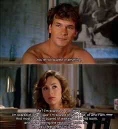 Dirty Dancing. Favorite movie ever!