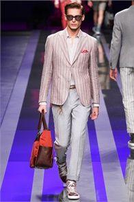 Canali - Men Fashion Spring Summer 2013