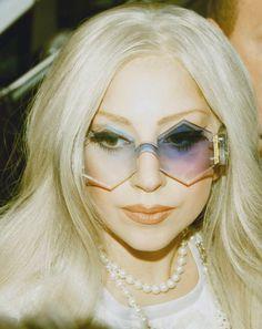 first I think Cher!  no no, Lady Gaga
