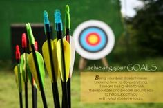 Achieving your Goals without TRYING