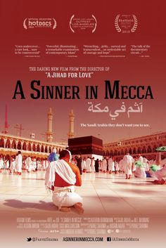 A Sinner in Mecca Poster!
