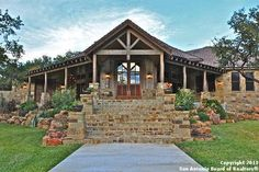 Yes please! Dream Home: Hill Country home with privacy