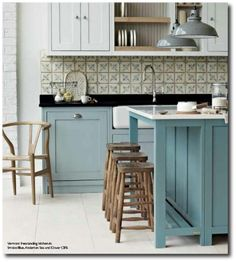 Vermont Free Standing Kitchen 500x556 Fired Earths Anniversary Paint Collection
