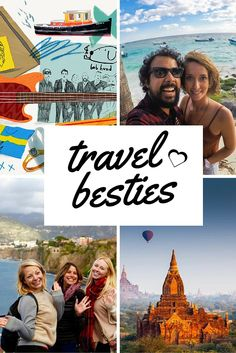 Travel besties: the best of travel + wanderlusting this week, from freebies and resources to authentic inspiration
