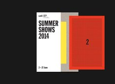DOMO-A Inspiration blog - (via Shaz Madani / LCC Summer Shows Invite)