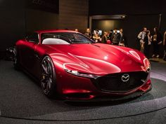 Check Out How Insanely Gorgeous A New Mazda RX-9 Could Look Like