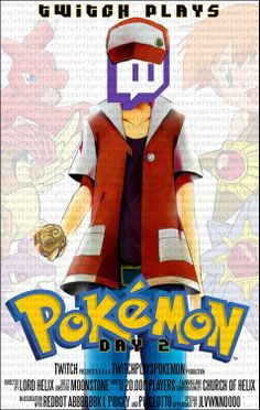 Twitch Plays Pokemon Week 1 Posters. Sea of Sand.