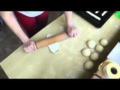 ▶ Rohlíky - YouTube Czech Recipes, Bread Bun, Make It Yourself, Baking, Youtube, Brot, Bakken, Backen, Youtubers