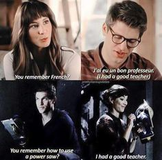 They have to be back together in the end.