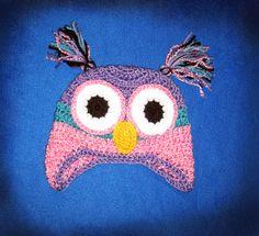 newborn owl crochet hat Crochet Owl Hat, Inspiration, Biblical Inspiration, Inspirational, Inhalation