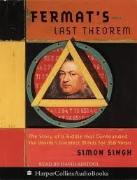 Fermat's Enigma: The Epic Quest to Solve the World's Greatest Mathematical Problem Author : Simon Singh Pages : 285 pages Publisher : Walker & Company Language : eng : 0802713319 : 9780802713315 Good Books, Books To Read, My Books, Printing And Binding, Math Help, Chapter One, Science Books, Riddles, Educational Technology
