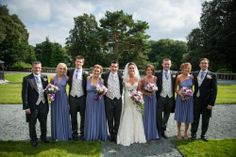 twobirds lovely jasmine dresses #purple wedding #twobirds #multiwrap dress #bridesmaid dress