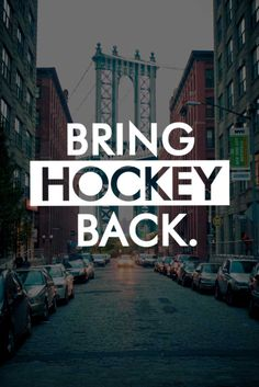 Rep your city NHL lockout hockey