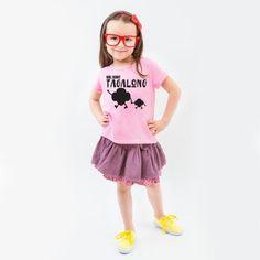 a94e5c79b Girl Scout Tagalong Shirt Design #32 - Instant download - Digital file
