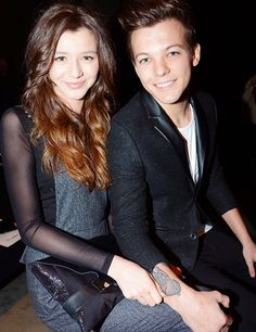 They are a very pretty couple :)