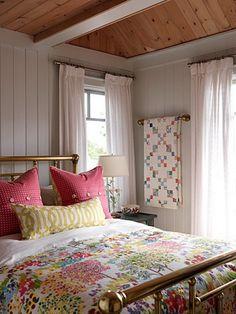 guest bedroom look