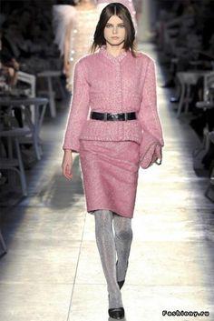 Chanel Твид снова в тренде в этом сезоне!-подборка моделей осень-зима 2012-2013 / твид пальто