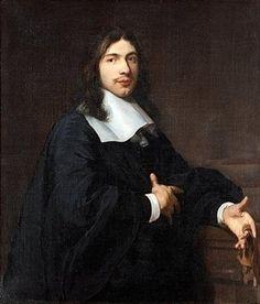 Bartholomeus van der Helst (Dutch b.1613–1670) - Portret van een man - Portrait of a Man