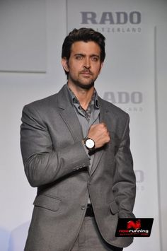 Launch Of Rado Hyper Chrome Automatic Chronograph By Hrithik Roshan