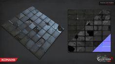 Floor tileable texture for Castlevania , Ayi Sánchez on ArtStation at https://www.artstation.com/artwork/floor-tileable-texture-for-castlevania