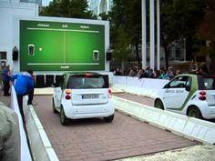 IAA 2011: Smart E-Ball game (Smart electric drive)