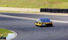 UNSW Sunswift solar car