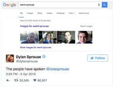 When social status produced friction. | Community Post: 19 Times The Sprouse Twins Roasted Each Other On Twitter