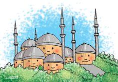 RAMAZAN, CAMİ VE ÇOCUK...(Ramadan, mosques and children's ...)