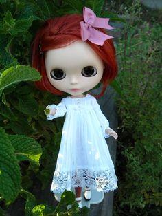 Friendly Freckles custom - love color of hair