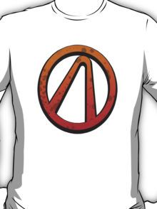 Borderlands Vault Symbol Design T-Shirt