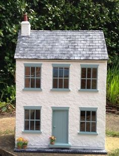 Beautiful-1-12th-Scale-Handmade-and-OOAK-Pebble-Cottage-Dolls-House