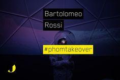 Undicesimo takeover con il giovane Bartolomeo Rossi.