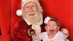 Kids scared of Santa: 15 photos of hilarious ho-ho-horror