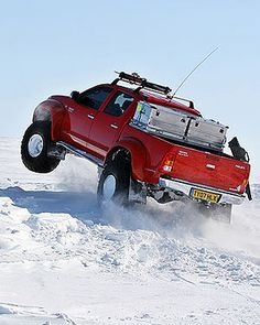 Inspiration - Top Gear best one ever!!! I want this truck!