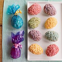 Crispy Easter Eggs