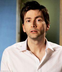 Beautiful David Tennant