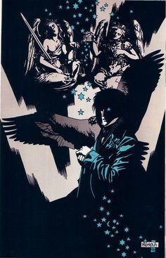 Neil Gaiman's Sandman by Mike Mignola
