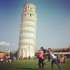 Fotografía: Claudia De Morataya‎ Pisa, Tower, Building, Travel, Viajes, Computer Case, Buildings, Towers, Trips