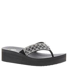 6c7604570a6836 Yellow Box Voice Womens Sandal 11 BM US Black    Read more reviews of the