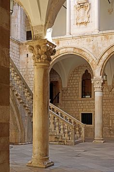 A Couple Traveled To Croatia To Explore The Real-Life Filming Locations Of Game Of Thrones Cool Places To Visit, Places To Travel, Places To Go, Dubrovnik Split, Dubrovnik Croatia, Zagreb Croatia, Amazing Architecture, Architecture Details, Carl Sagan
