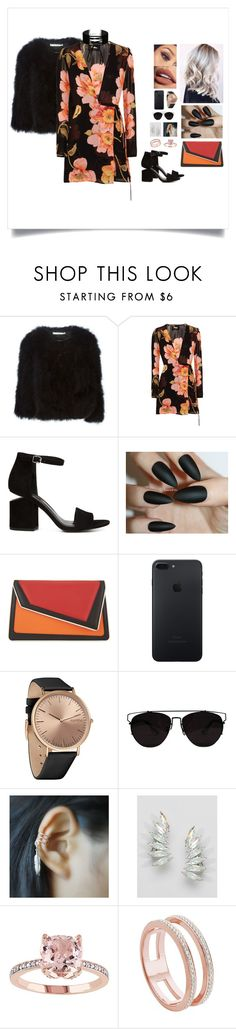 """Unbenannt #462"" by aysuyucel ❤ liked on Polyvore featuring Givenchy, Reformation, Alexander Wang, Sephora Collection, âme moi, RumbaTime, Krystal, Monica Vinader and Miss Selfridge"