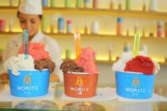 Which one is yours? Tell us your fave combination.. #icecream #moritzeis #sladoled #beograd #belgrade #serbia #srbija #novisad #tivat #portomontenegro #montenegro