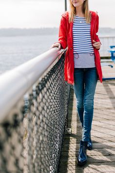 Spring Style in Seattle - Kelly in the City