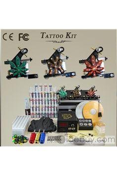 専門化タトゥーキットと電源 (1359591)