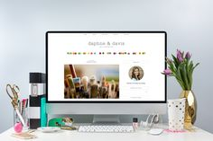 Daphne Blog Template