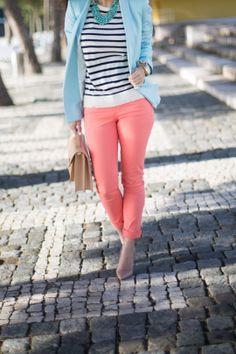 Pastel tones for Spring on Blasfemmes.com #massimodutti #louboutin #loefflerrandall