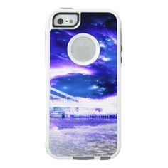 Amethyst Sapphire Budapest Dreams OtterBox iPhone 5/5s/SE Case